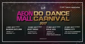 Aeon Mall Do Dance Carnival 2017
