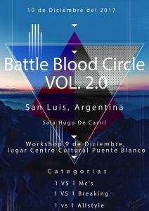 Battle Blood Circle 2