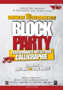 Block Party Dec 2017