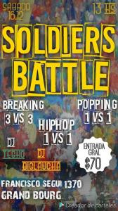 Soldiers Battle Segunda Edicion 2017