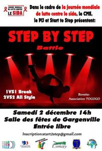 Step by Step Battle 2017