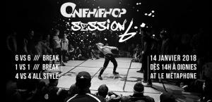 Battle OneHipHop Session 6