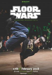 Floor Wars 2018 - World Finals