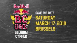 Red Bull BC One Belgium Cypher 2018