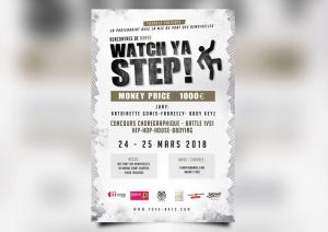 Watch Ya Step 2018
