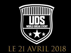 UDS WORLD BREAK EVENT 2018
