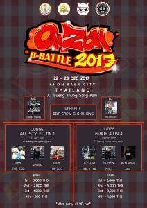 Onzon B-Battle 2017