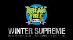 Break Free Winter Supreme 2017