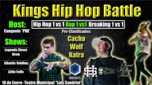 Kings Hip Hop Battle 3ra Edicion 2018