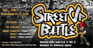 Street Up Battle 2018