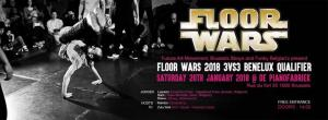 Floor Wars Benelux Qualifier 2018