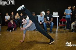 Battle Ultimate Bboy 2018