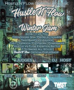 Hustle & Flow Winter Jam 2018