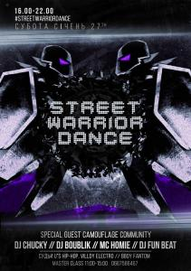 Street Warrior Dance 2018