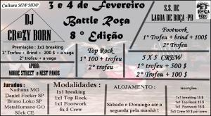 Battle Roça 8