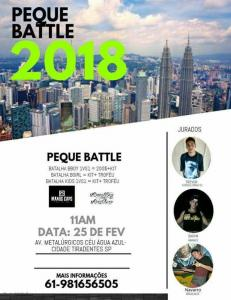 Peque Battle 2018