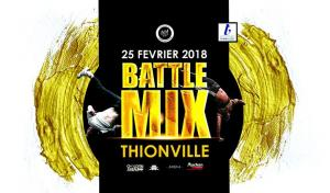 Battle MIX 2018