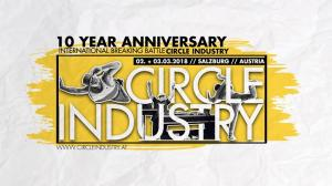 Circle Industry Day Two Finals 2018