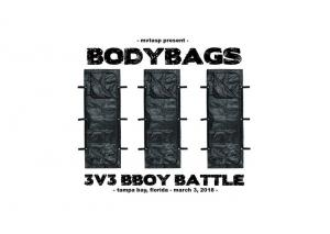 Body Bags Battle 2018
