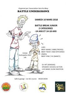 Battle Under Gronx 2018