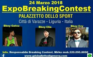 Expo Breaking Contest 2018