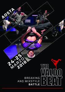 The ValdoBeat Battle 2 edition 2018