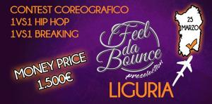 Feel da Bounce Liguria Preselection 2018
