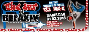 The Art of Breakin´ Fürth 2018