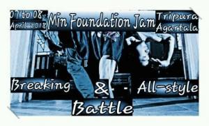 Min Foundation Jam 2018