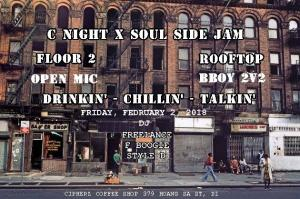 C Night 06 x Soul Side Jam 2018