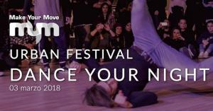 Dancr Your Night 2018