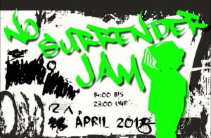 No Surrender JAM 2018