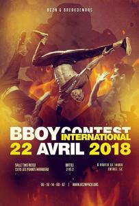 BBOY CONTEST INTERNATIONAL 10