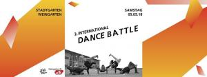 International Dance Battle Weingarten 2018