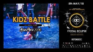 Kidz Battle - GC Battles 5