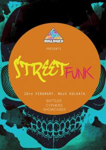 Street Funk at Outlawed 18