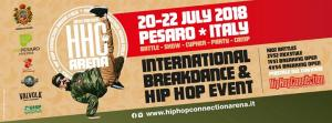 Hip Hop Connection Arena 2018