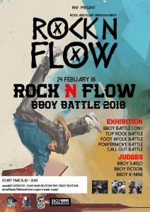 Rock N' Flow BBoy Battle 2018