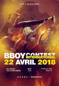 BBOY CONTEST INTERNATIONAL