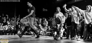 Funkobotz Breakdance Jam 2018