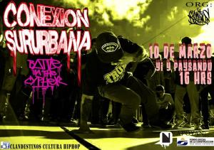 Conexión Sur-Urbana edición Battle In The Cypher Uruguay
