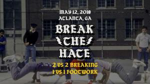 Break The Hate 2018