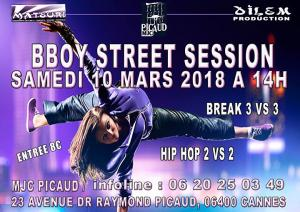 BBOY Street Session 2018