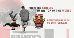 Red Bull BC One Cypher India 2018