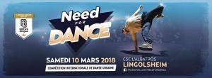 Need For Dance 2018