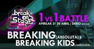 Battle Breaking & Breaking Kids 2018