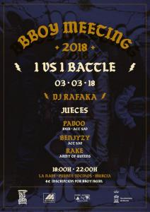 BBOY Meeting 2018