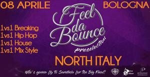 Feel da Bounce North Italy preselection 2018