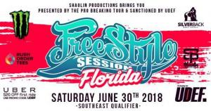 Freestyle Session Florida: Southeast Qualifier 2018