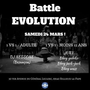 Battle dance ton handicap 3
